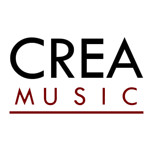 Crea Music logo