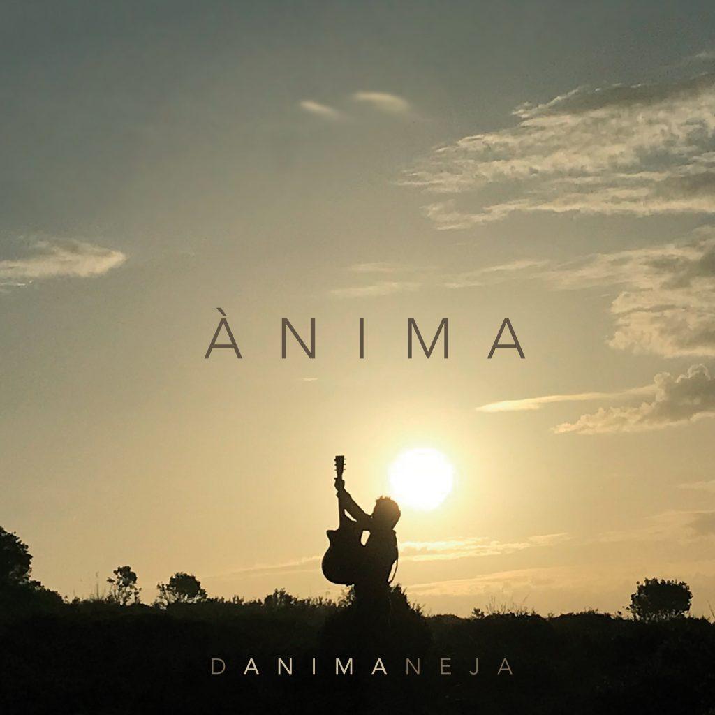 Portada de Ànima, el nou single de Dani Maneja