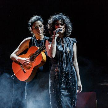 Elena Gadel & Marta Robles